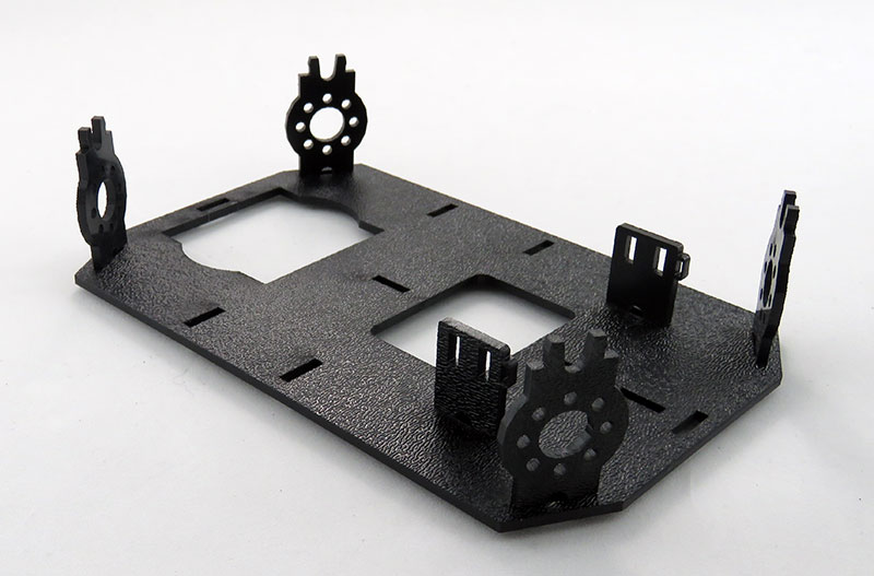 RedBot Basic Kit - montaż łączników