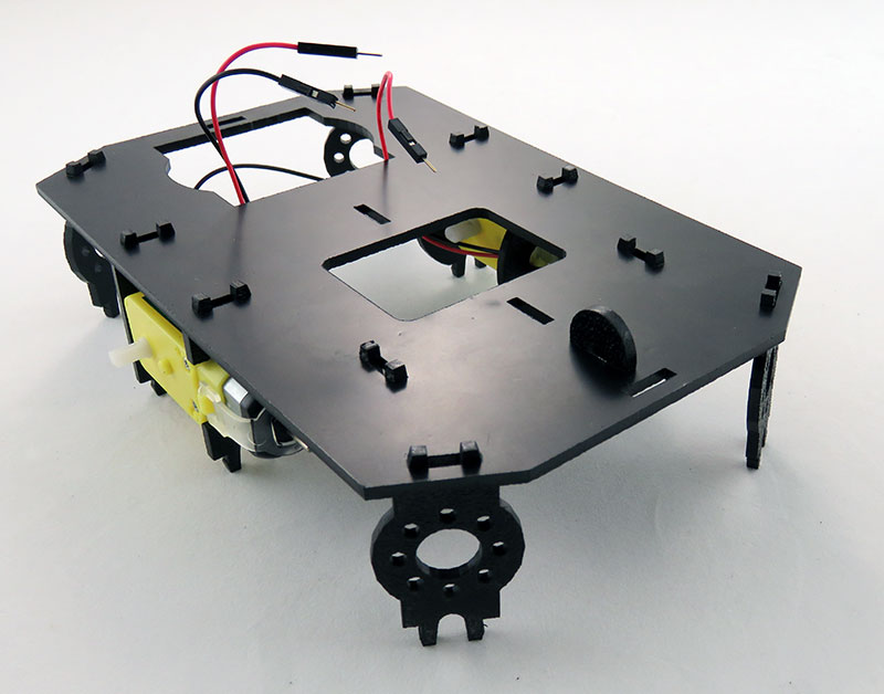RedBot Basic Kit - podpórka