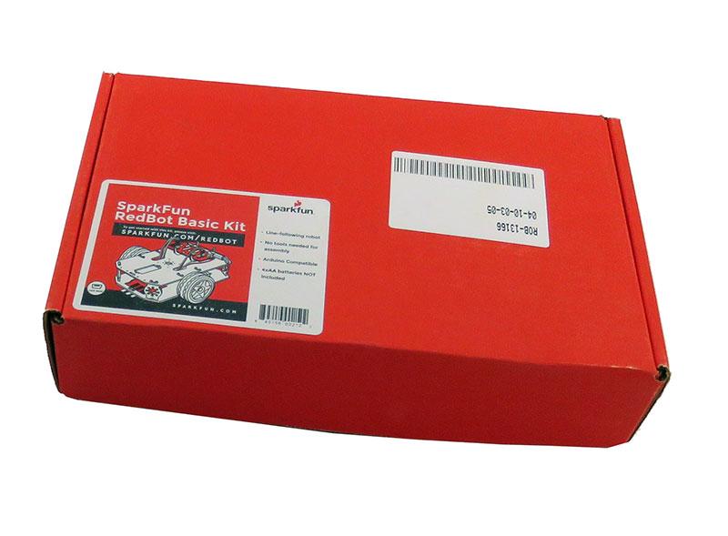 RedBot Basic Kit - opakowanie
