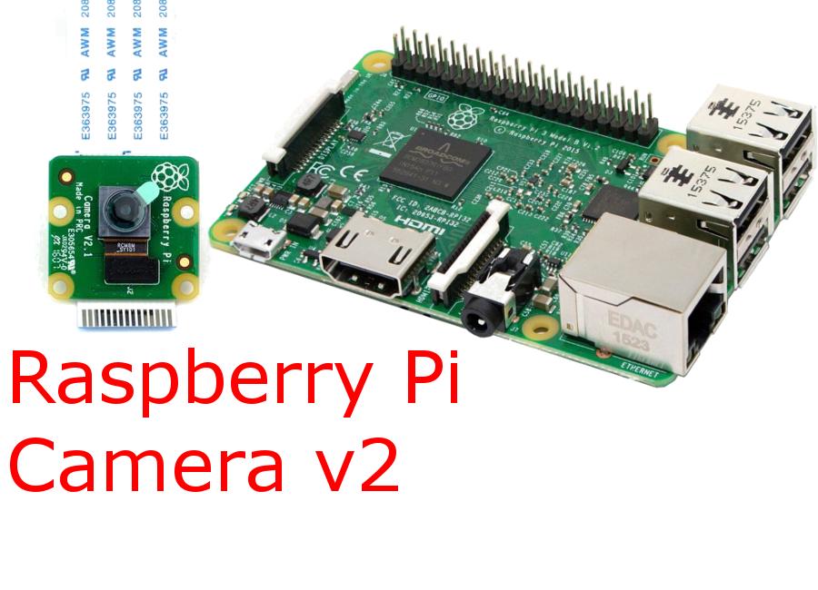 Instalacja Raspberry Pi Camera v2