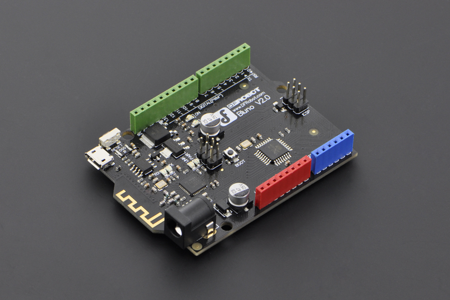 Arduino Uno + Bluetooth = BLUNO